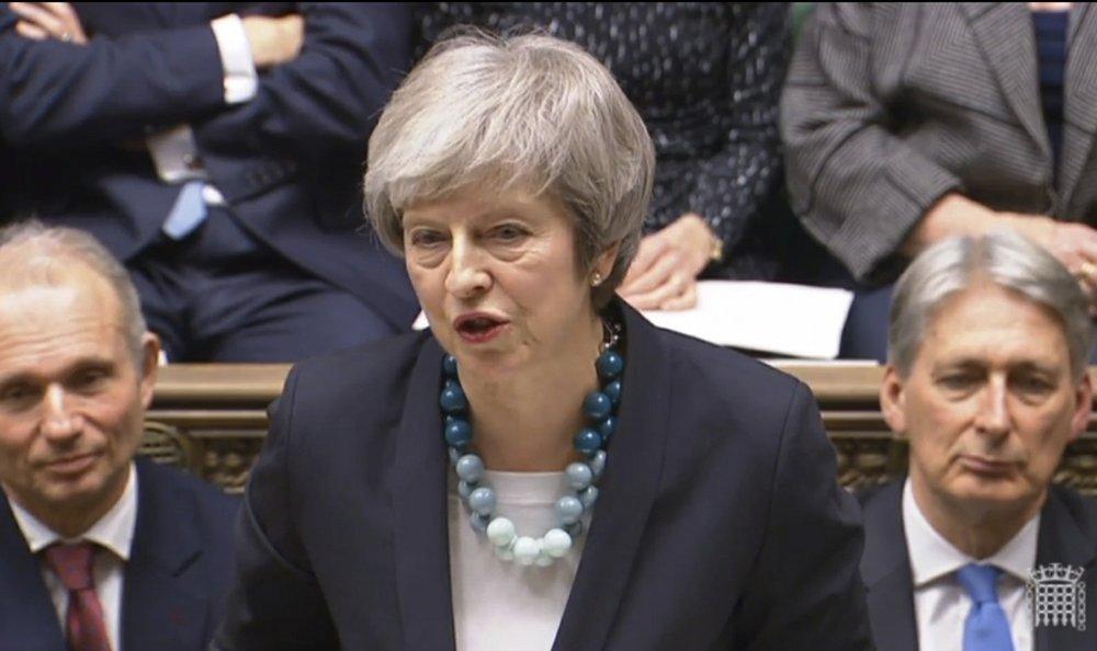 Brexit deal in turmoil as May postpones Parliament vote