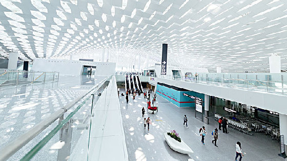 Shenzhen airport starts credit-based security check