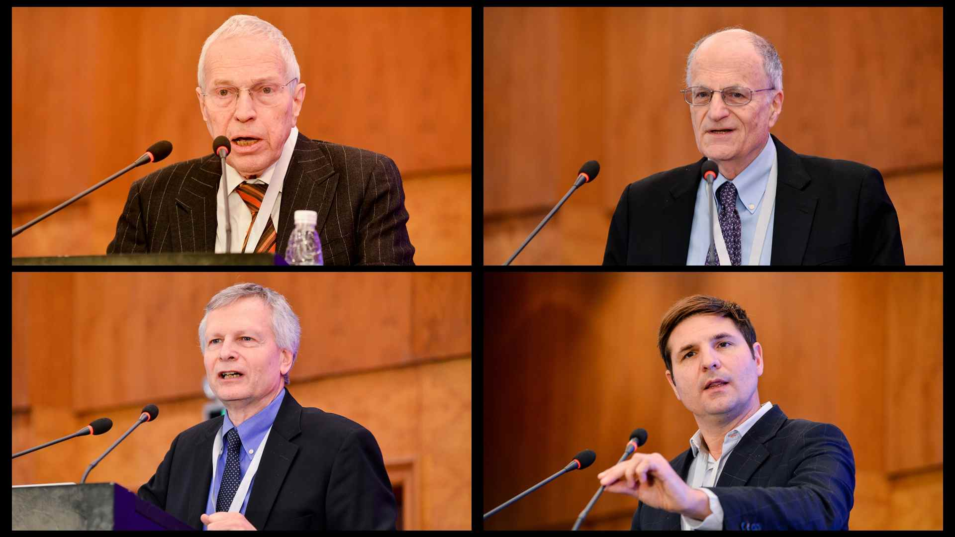 Nobel economists, academics on 40 years of reform and opening up