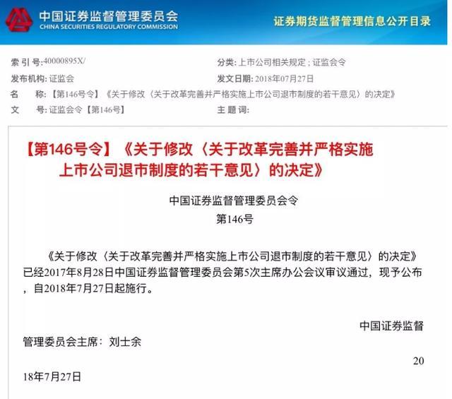 Changsheng Bio-technology receives advance notice of mandatory delisting