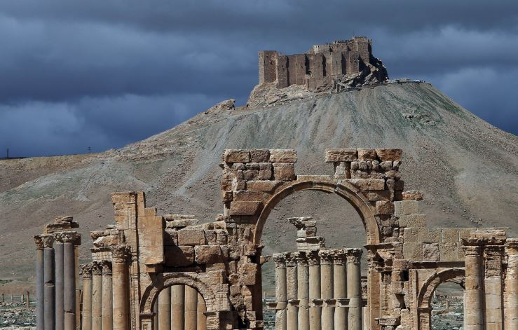 Syria condemns 'illegal excavations' by US, France, Turkey in northern Syria