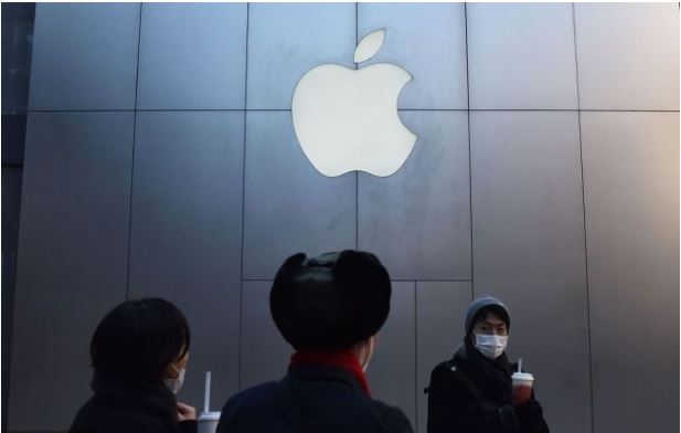 Apple applies for review of iPhone sales ban in China