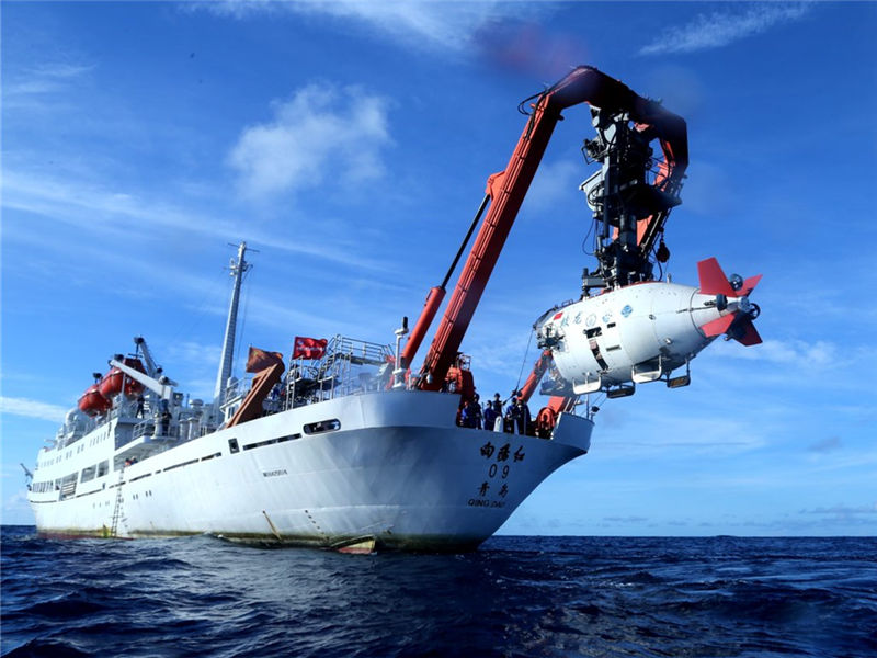 China calls for maritime rule of law, sustainable development for oceans