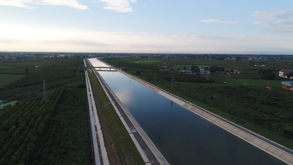 China's water transfer project achieves notable progress