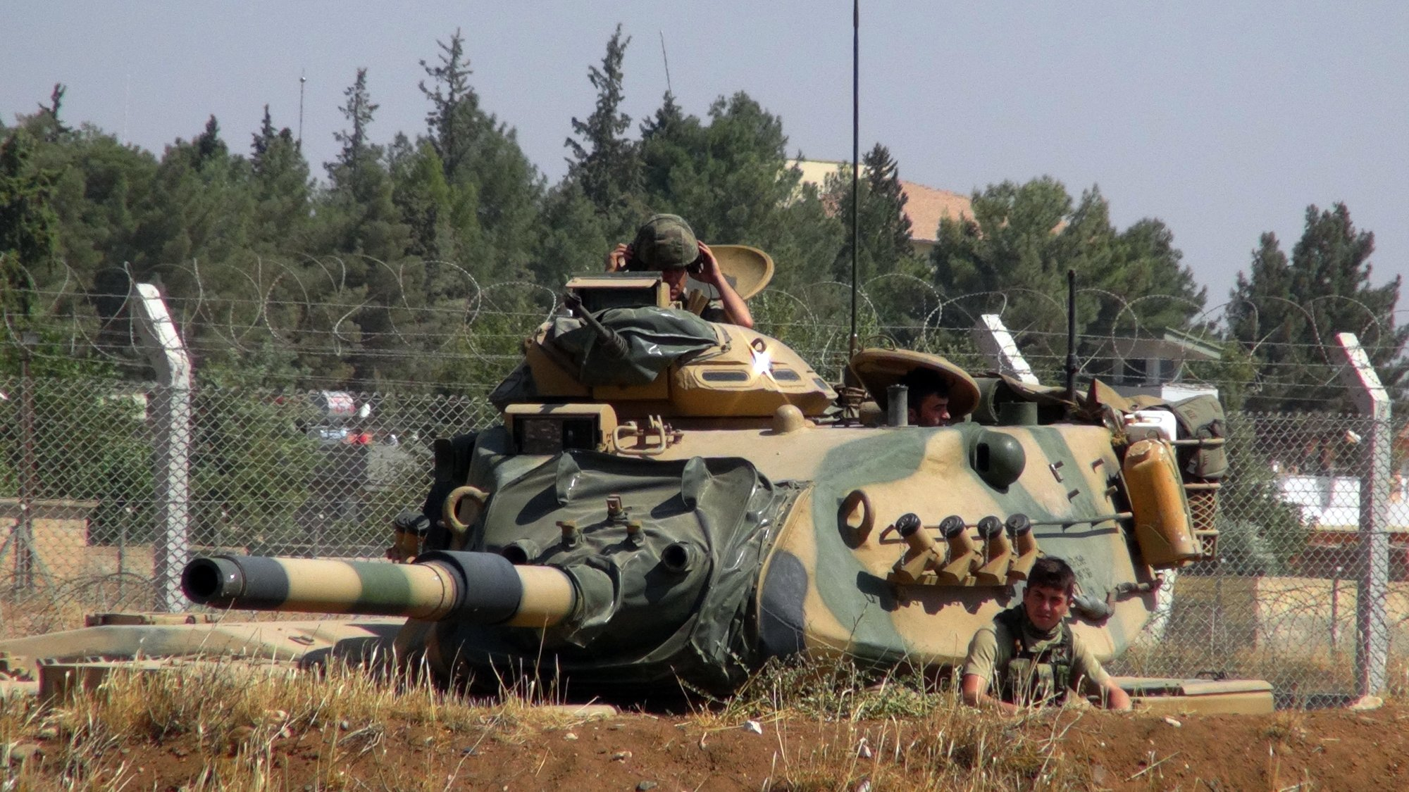 Turkey to launch operation in east of Euphrates: Erdogan
