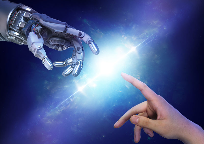 China to overtake Europe in AI research