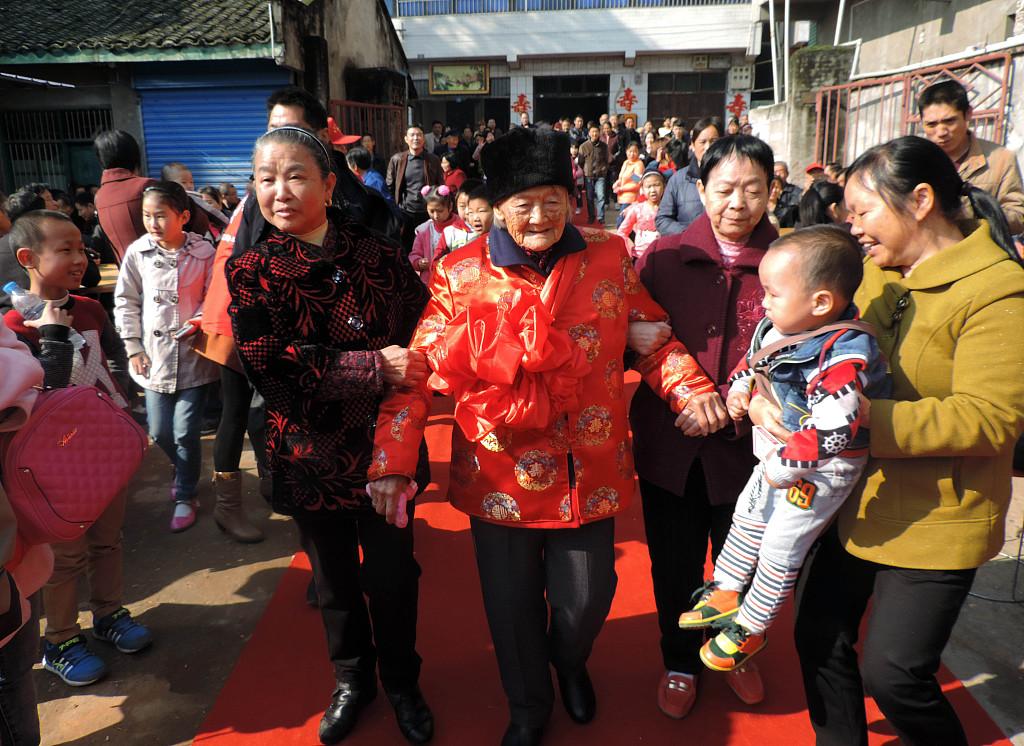China has new 'World Longevity Area'