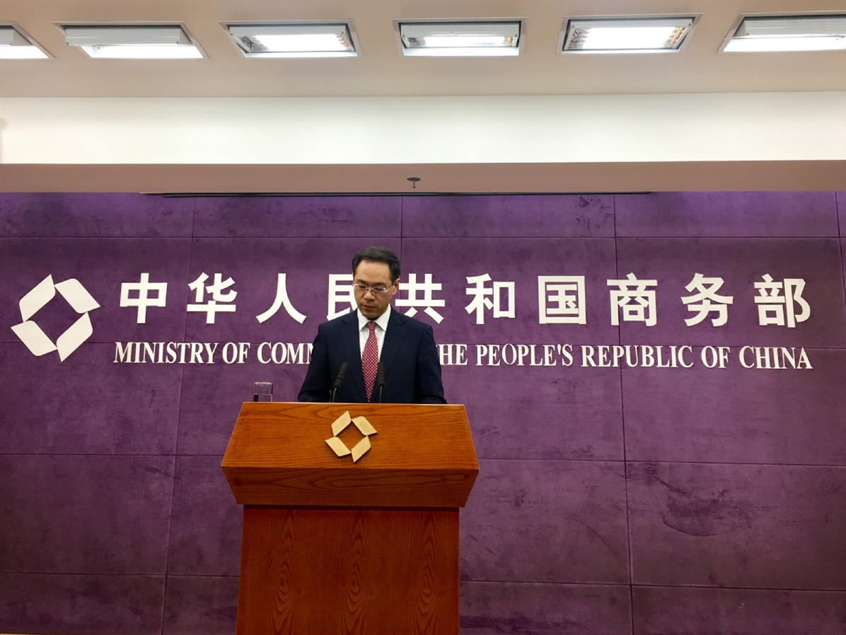 MOFCOM: China 'open' to US trade delegations