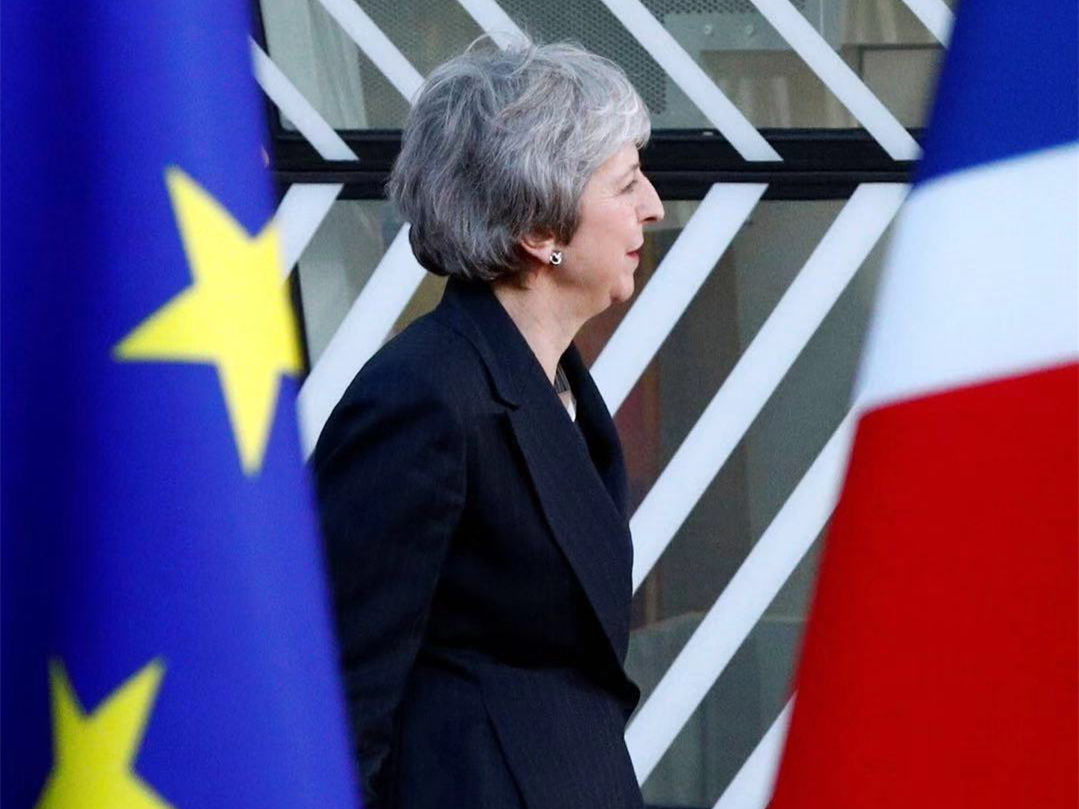 UK PM Theresa May confirms she will quit before next UK election, scheduled for 2022