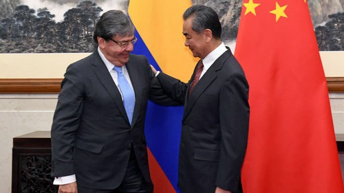 China, Colombia agree to pursue further cooperation