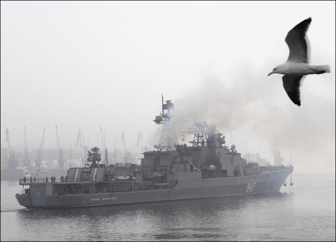 Russian Pacific Fleet to get new ships, submarines