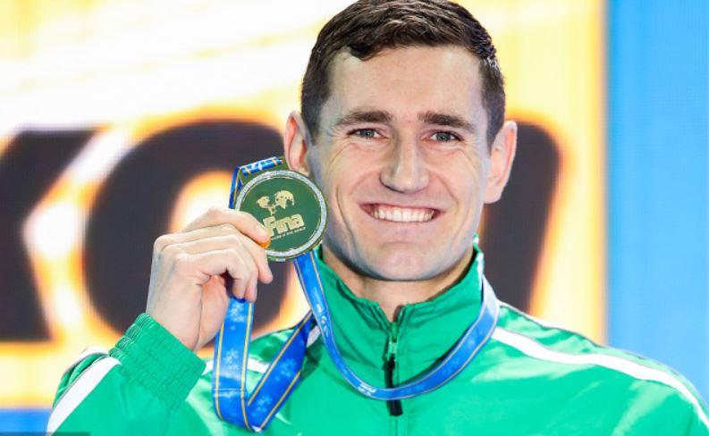 Van Der Burgh announces retirement after winning his last gold medal
