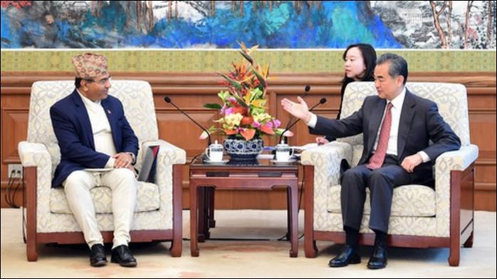 Wang Yi calls for Nepal, AU to jointly advance BRI