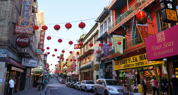 San Francisco helps preserve Chinatown from decline