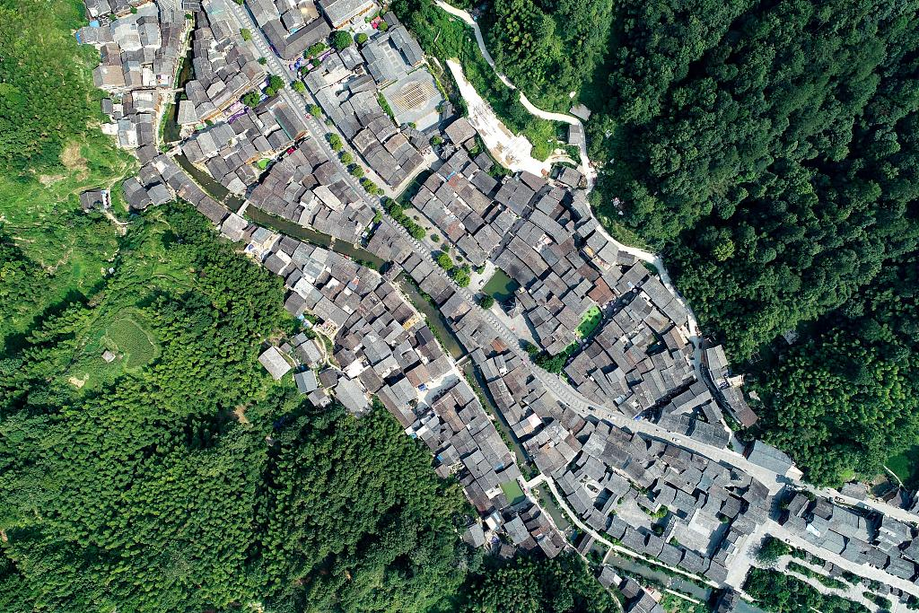 """2,646 villages listed in the fifth batch of """"traditional Chinese villages"""""""