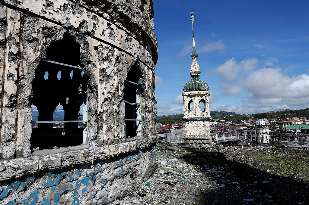 ADB approves 408 mln USD to rebuild Philippines's Marawi