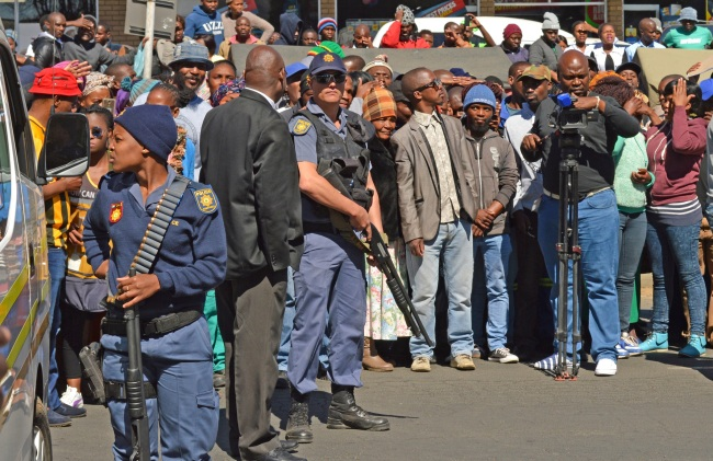 Two get life sentence in South Africa 'cannibalism case'
