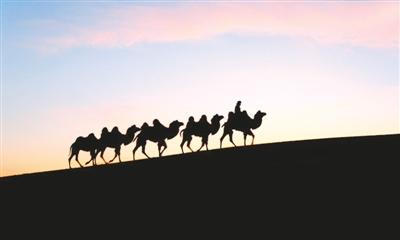 Silk Road rises again to reignite past glory
