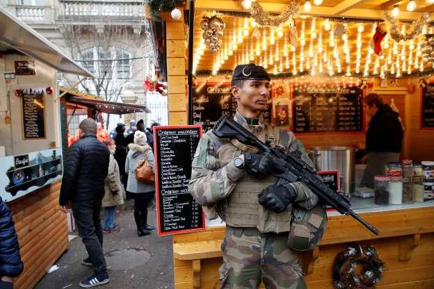 Italian journalist among the dead in Strasbourg