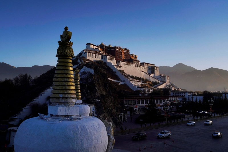 China firmly opposes US act on Tibet: spokesman