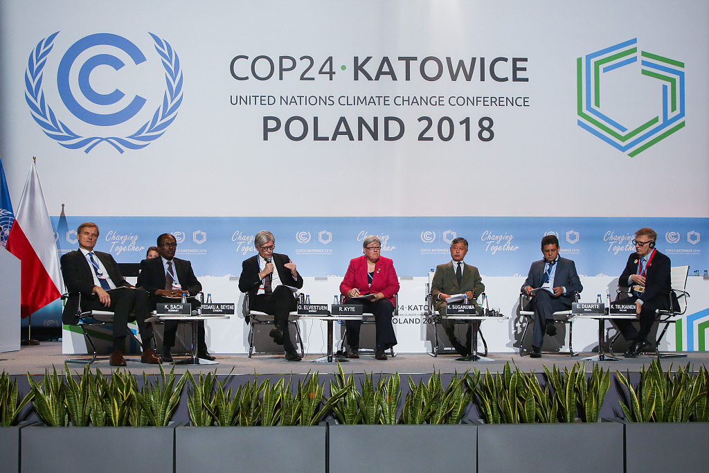 At COP24, money remains the key issue