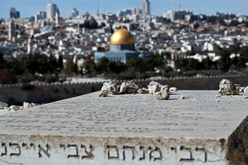 Palestinians slam Australia's move on Jerusalem