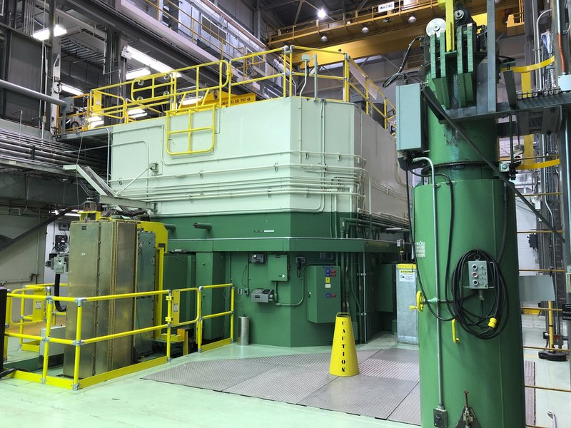 Idaho test reactor is pivotal in US nuclear power strategy