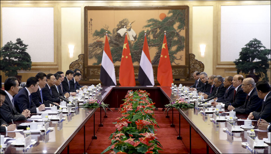 Chinese envoy applauds outcome of intra-Yemeni talks, urges implementation