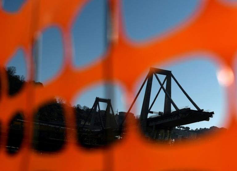New Genoa bridge to be built within a year: Mayor