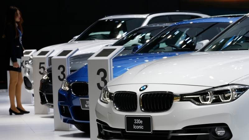 BMW and Tesla cut China prices after tariff drop on US made cars