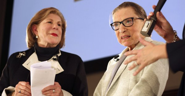 'The Notorious RBG' draws sold-out audience in New York