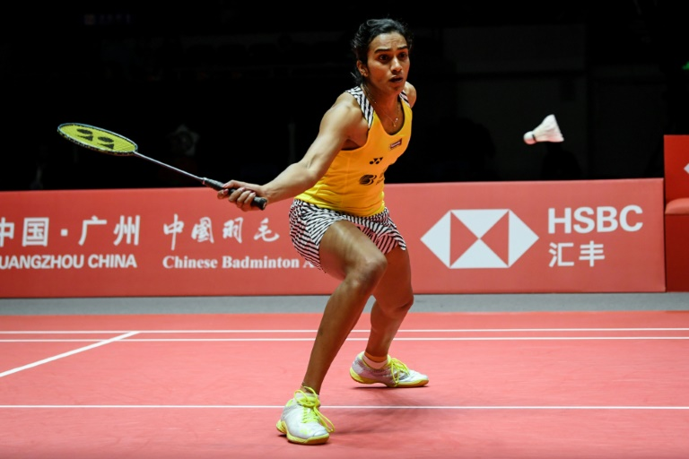 Badminton gold at last for 'proud' Sindhu, Shi stuns Momota