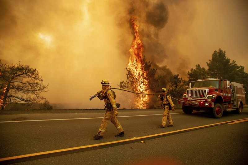 Experts warn of repeat of record-breaking California wildfire