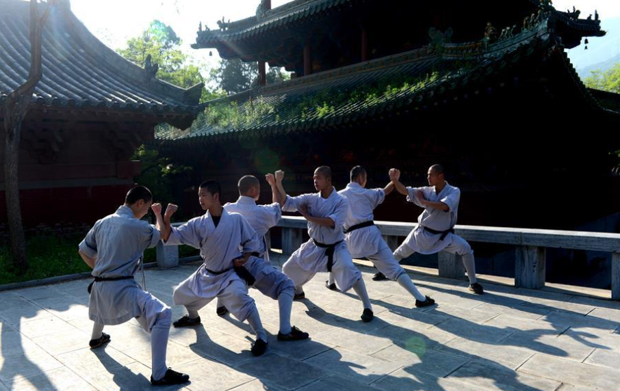 Chinese Kung Fu connects Chinese, US people by diversifying community cultures