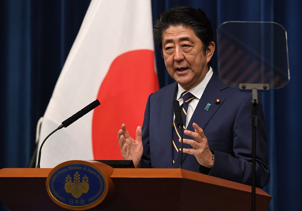 Japan's cabinet support rate drops for concerns over foreign labor bill