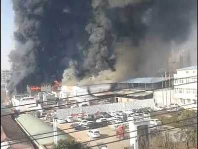 11 dead in factory fire in Shangqiu, Central China's Henan Province