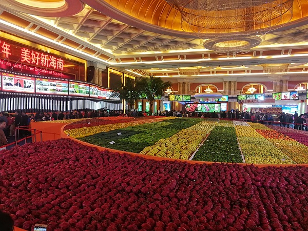 Record amount of deals signed at Hainan agricultural fair