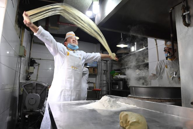 Gansu to abolish 4 regulations on halal food and related producers