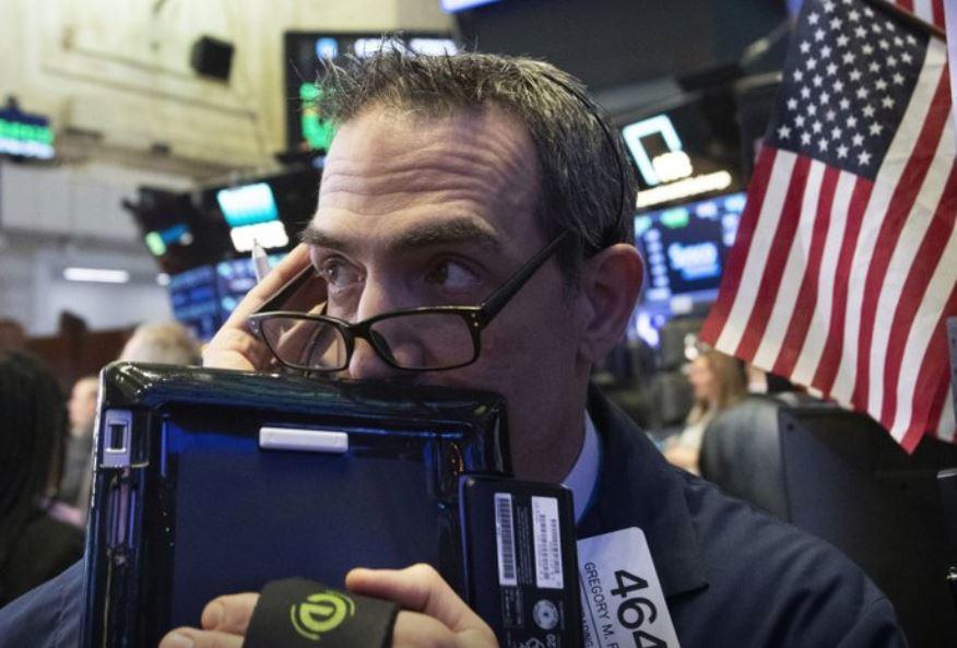 US and European stocks slide again as health companies fall