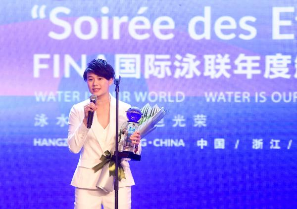 China's Shi Tingmao awarded FINA Best Female Diver of 2018