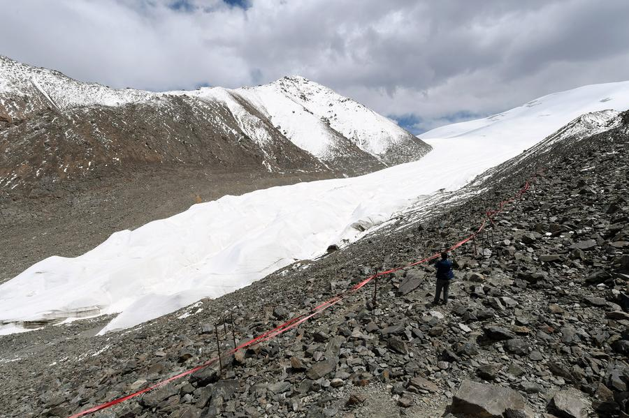 Scientist warns less water supply as glaciers retreat