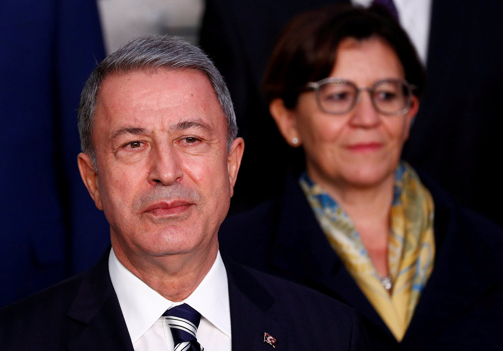Turkey to continue operations in northern Iraq: minister