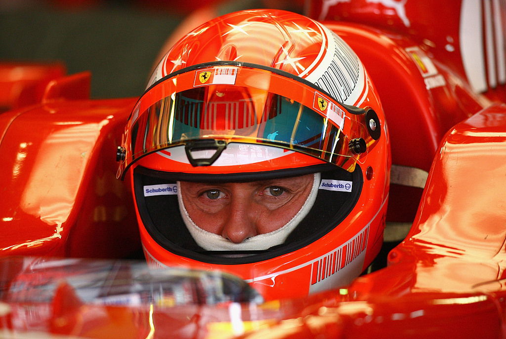 Michael Schumacher reportedly no longer bedridden