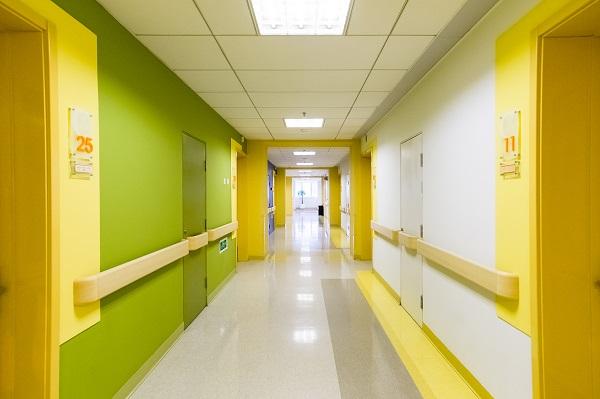 Hong Kong opens its first children's hospital