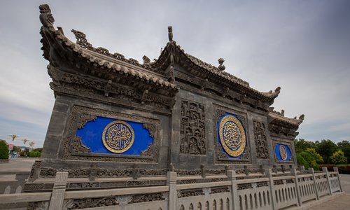 Chinese-style religious sites lauded as examples of sinicization of beliefs