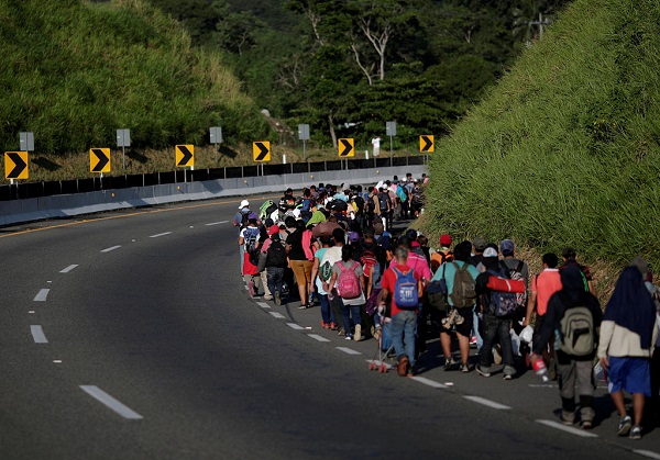 Mexico, US pledge to bolster investment to curb immigration