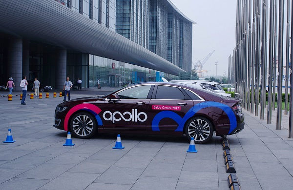 US firm, China's Baidu cooperate in developing simulation system for self-driving vehicles