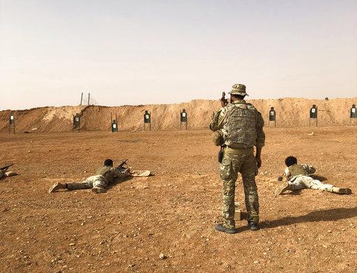 US preparing for troop withdrawal from Syria: US media