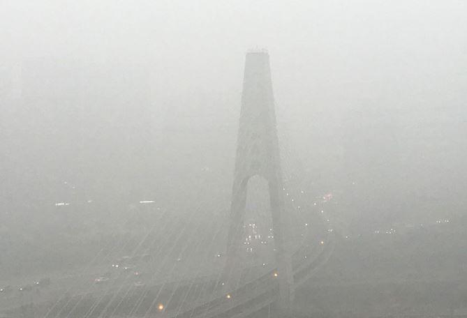 El Nino may mean more winter smog for North China