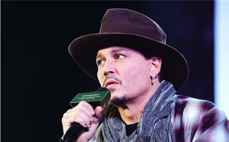 Johnny Depp's masterclass: How to be a great actor